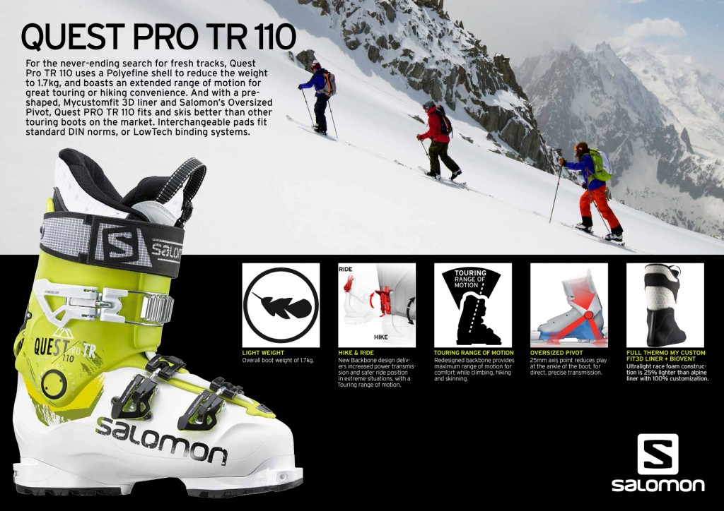 Lighter Salomon Skis Better Boots Amp Bindings And More