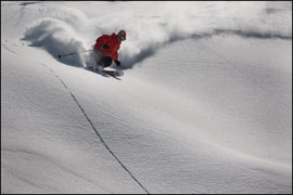 Kootenay Cold Smoke Press Release: Ski Pow Like a Legend, With A Legend