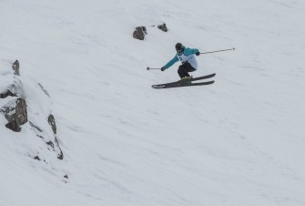 Junior Freeski Comp Goes Off at Kicking Horse