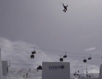 Double Backflip Over The Biggest 'Death Gap' Ever?
