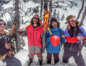 Under the Weather on Whistler with Jordan Clarke