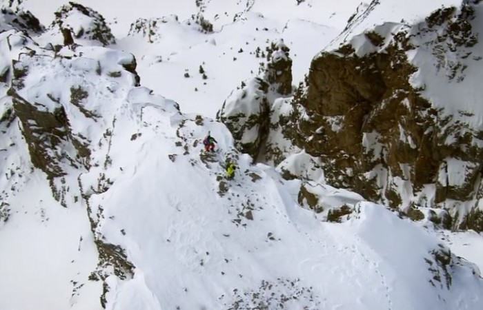 Sherpas Do Banff – 'Sculpted in Time' Trailer