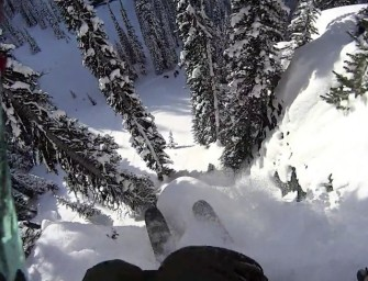 Nick McNutt's Pillow Slaying 2014 POV