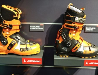2015/16 Atomic Skis and Backland Boots Preview