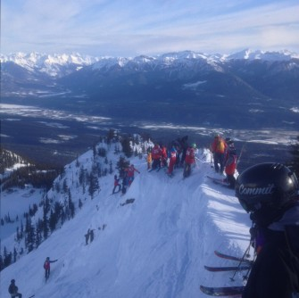 Whitewater's Kids Are Looney! Jr Freeski Results