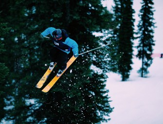 The Travelling Storm: Whitewater's Jr. Freeskiing Comp