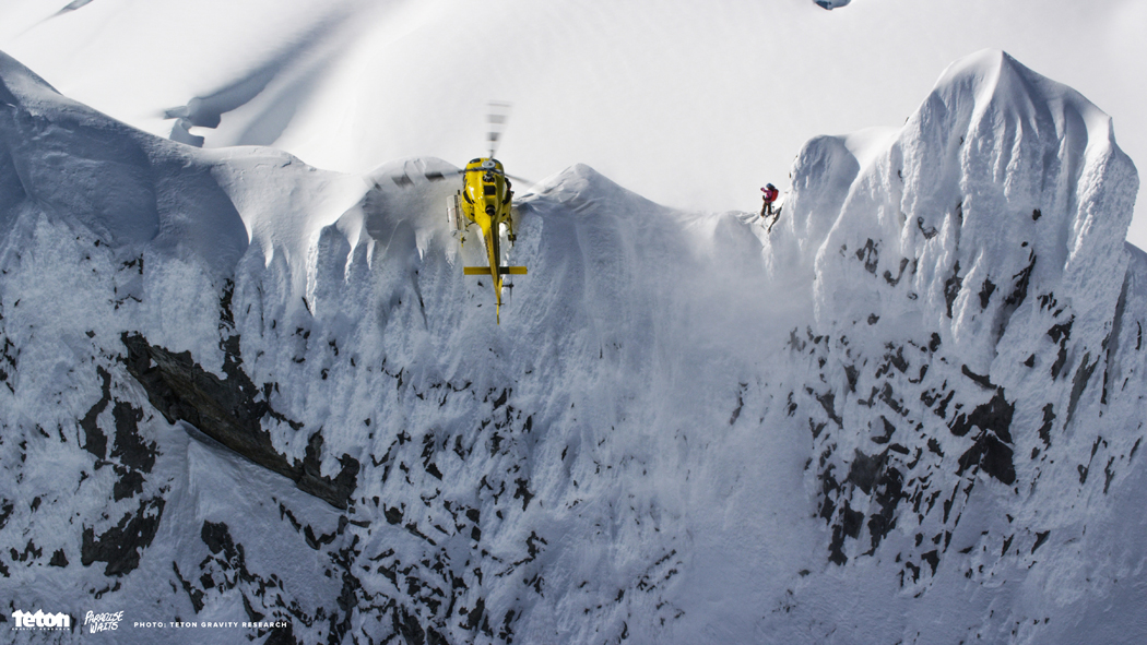 Photo Credit: Teton Gravity Research / Paradise Waits