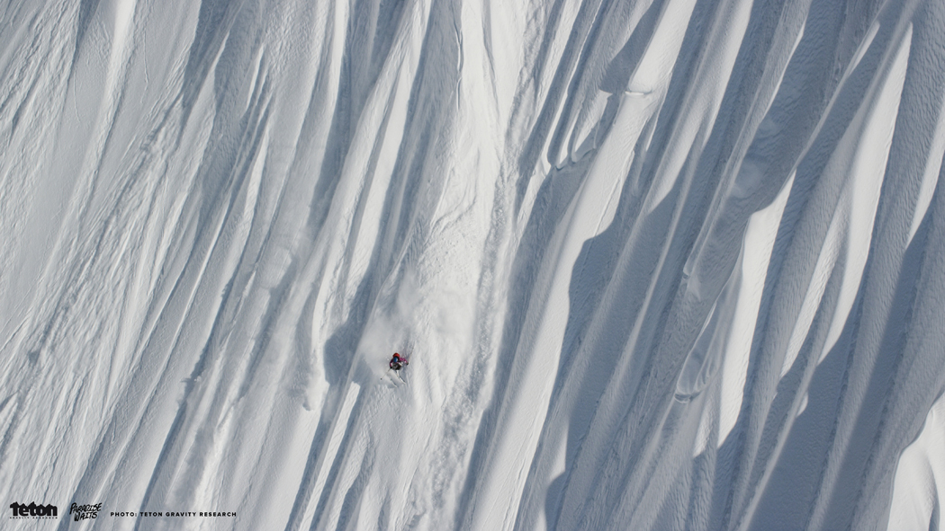 Photo Credit: Teton Gravity Research for Paradise Waits.