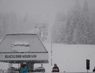 Told You So: Whistler Snowpocalypse Put Out, And It Ain't Finished