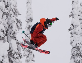Whitewater Hosts Middle Earth Junior Freeski Championships