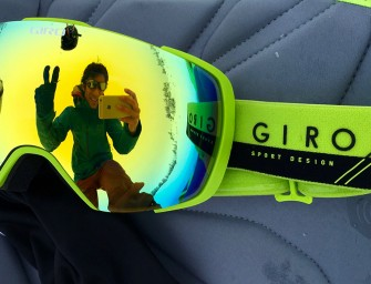 Gear Review Quickie – Giro Contact Goggles
