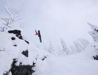 Trace Cooke Found Pow This Season – Even In Europe