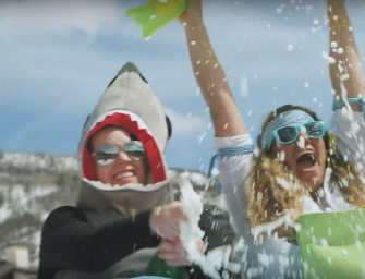 Warren Miller 2016 Trailer – Here, There & Everywhere