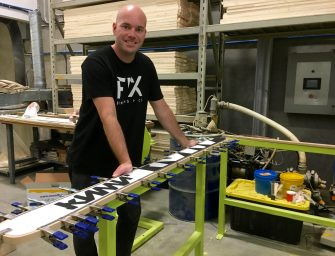Squamish, BC Now Has It's Own Home-Grown Ski & Snowboard Manufacturer
