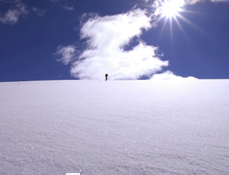 Walking on Skis – Andrew McNab Gets Up to Get Down in Rogers Pass