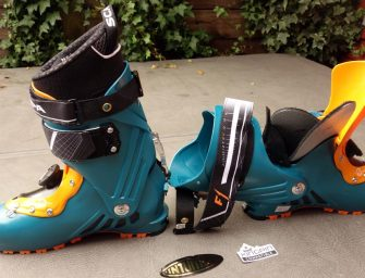 Scarpa F1 2017 Ski Touring Boot Review