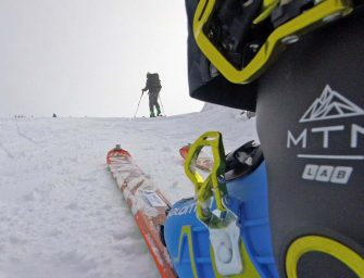 Salomon Backcountry Gear Review: MTN Tech Binding, MTN Explore 88 Skis, MTN Explore Skins and MTN Lab Boot