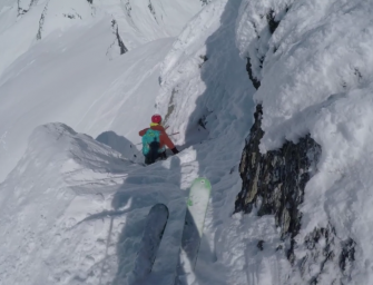 WATCH – Whitehorn Mountain North Face, Possible First Descent