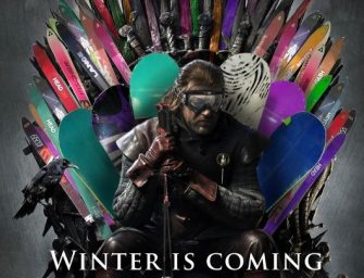 "Area Ski Company Marketing Manager Proposes Bold ""Winter is Coming"" Campaign"