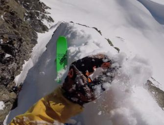 Diagonal – Gnarly Descent With Pica Herry&Yannick Boissenot