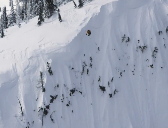 Trace Cooke 17/18 Season Edit – This Redefines Freeride.