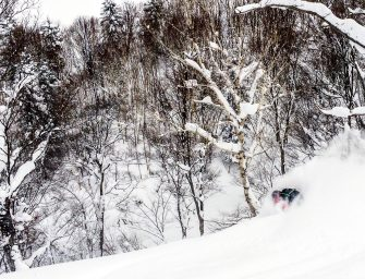 Black Sheep's Epic Japow Ski Touring Safari