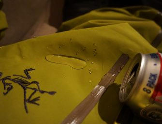 Pills, Booze and the Arc'teryx Sabre Jacket and Pants: A Review