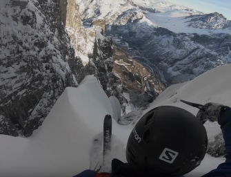 Salomon TV | Troll Wall by Kilian Jornet