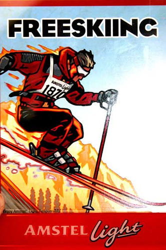 Qualifier – 2005 Freeskiing Championships at Kirkwood