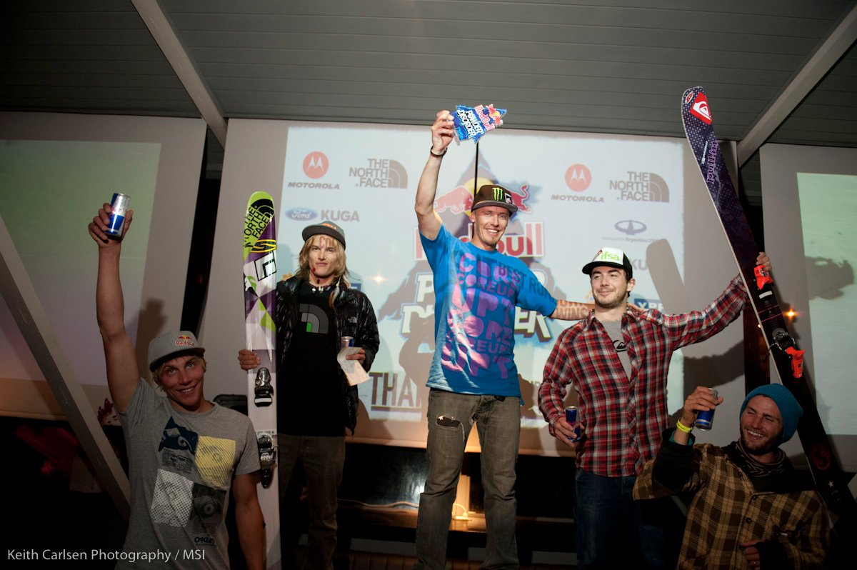 Guerlain Chicherit & Crystal Wright Win Redbull Powder Disorder