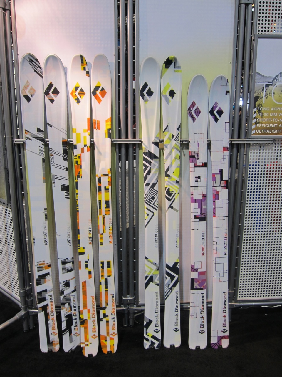Black Diamond 1213 Skis – Sneak Peek