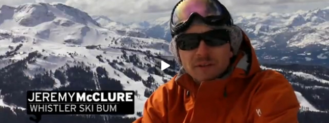 Jeremy McClure Interview & Salomon FreeskiTV Video