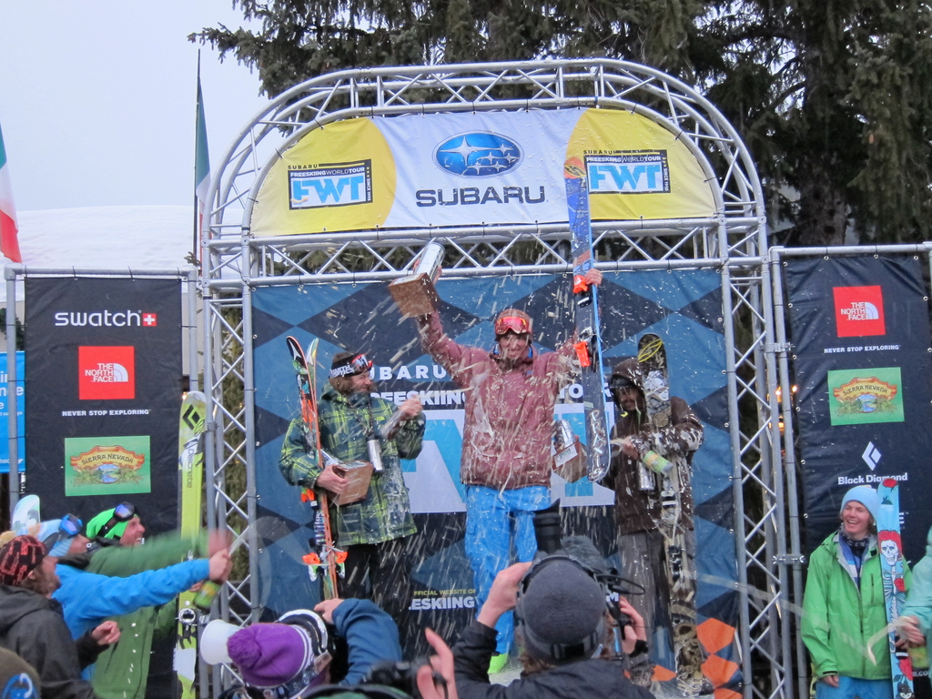 Collinson & Tabke Win World Championships & Overall FWT Title