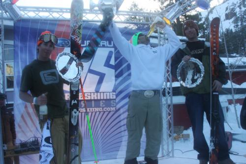 Squaw Valley US Freeskiing Open Results