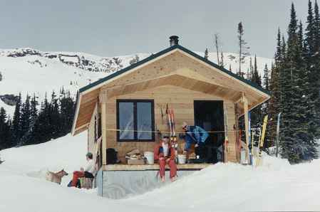 Kingsbury Hut