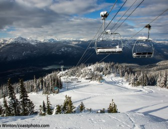 Oh Yes Whistler Is Opening 2 Weeks Early