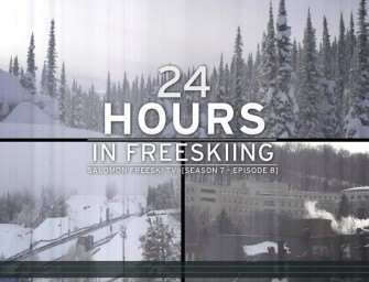 24 Hours in Freeskiing