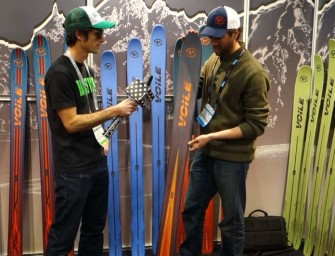 Splitboard Made of Dragon Scales – And More from Voile