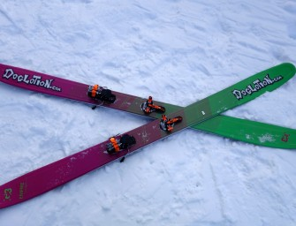 G3's Empire Carbon 115 Skis for 2015 – Gear Review