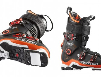 Salomon Quest Max 130 Ski Boot Review