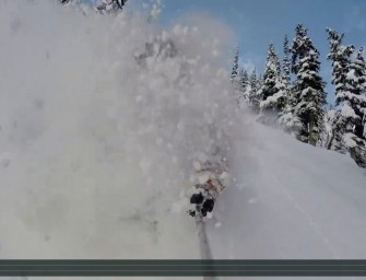 Dave Treadway Finds Pow in BC