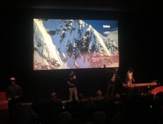 TGR's Paradise Waits Did Us Proud in Whistler This Weekend