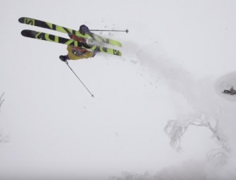 Salomon Freeski TV Dream Trip – Japan