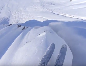 Angel Collinson's Gnar Bar Alaska POV