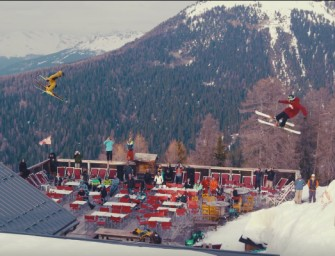 Fast Forward – The Most Ridiculous Short Ski Film On The Internet