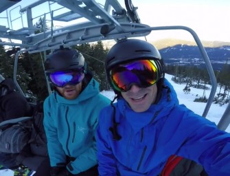 The Hot Seat Chairlift Interviews Are Back. Ep1 Mark Warner on Blackcomb