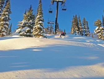 Kicking Horse Just Got the Most Snow in BC. You Won't Believe How Early They Are Opening