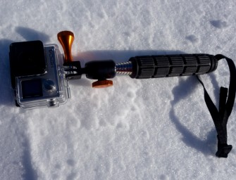 Gear Review Quickie – XShot Pro Pole for GoPro