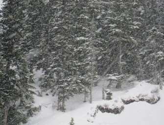 Whistler Is About to Get Nuked With 2+ Meters