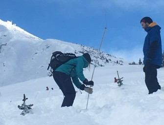Backcountry Snow Safety Day – Simon Thomson / Chelsea Sullivan